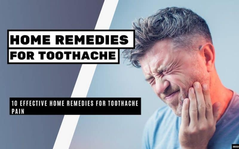 Home Remedies for Toothache Pain