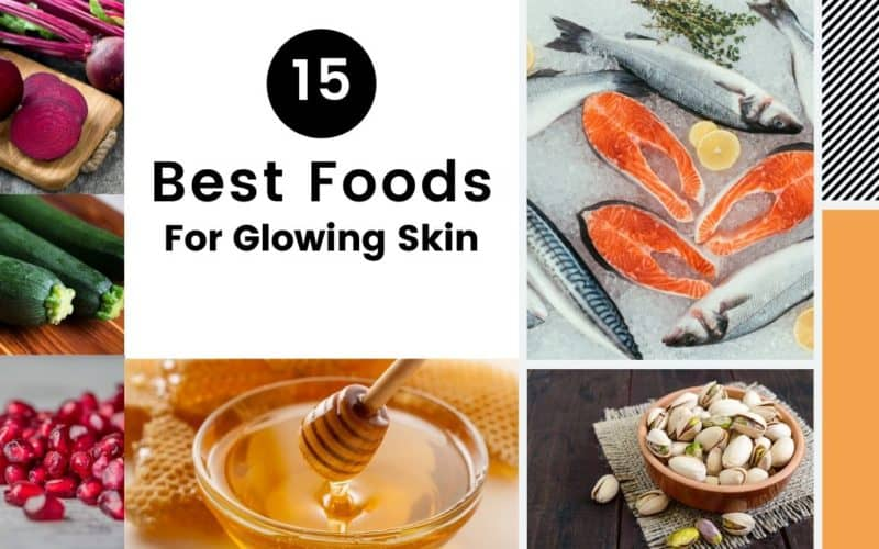 Best Foods for Naturally Glowing Skin