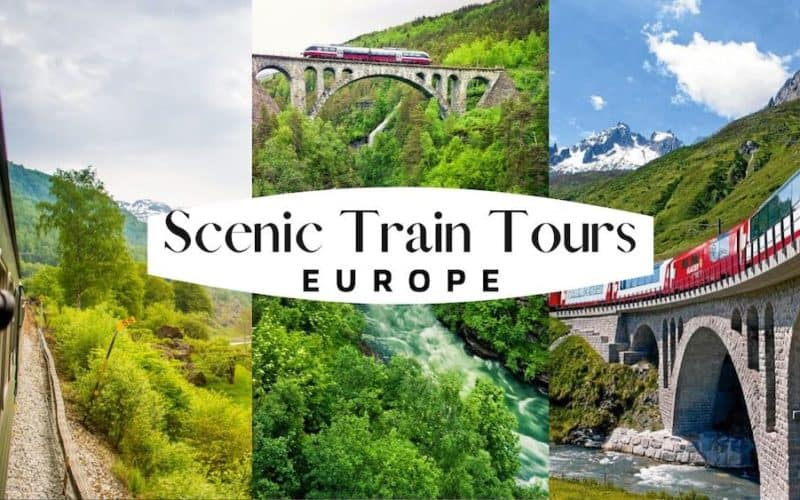 17 Most Beautiful Train Tours in Europe