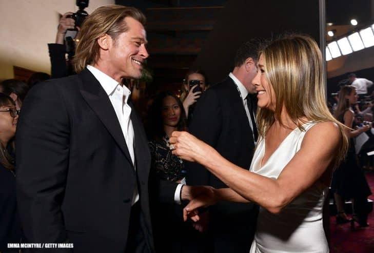 Brad Pitt and Jennifer Aniston Relationship History